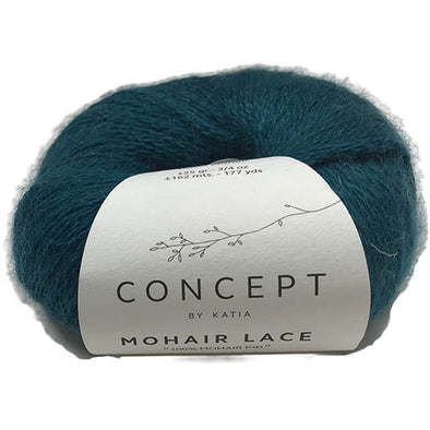 Mohair Lace 314 Turquiose