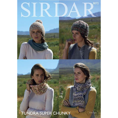 Sirdar 8072 Tundra Accessories