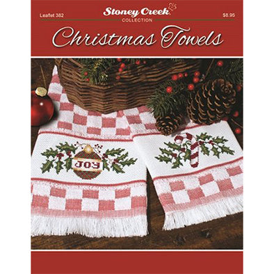 STCL382 Christmas Towels