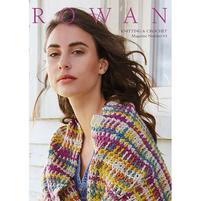 ROW63 Rowan Magazine