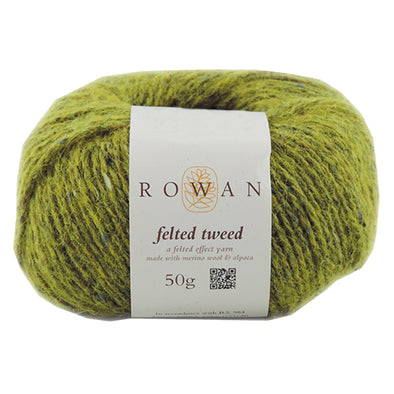 Felted Tweed 161 Avocado