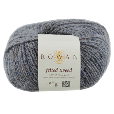 Felted Tweed 191 Grantie