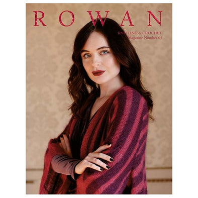 ROWAN 64 Rowan Magazine 2018 Autumn/Winter