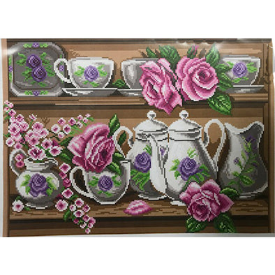Collection d'Art  PA1868 Rose Dinnerware