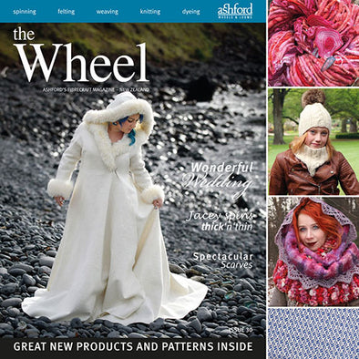 Ashford Wheel Magazine 30 - 2018