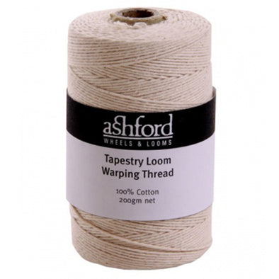 Warping Thread Tapestry