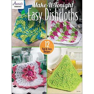 ANN871754 Easy Dishcloth
