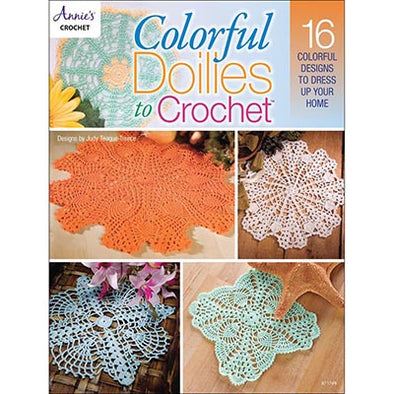 ANN871749 Colorful Doiles to C