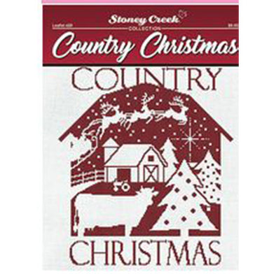 STCL428 Country Christmas