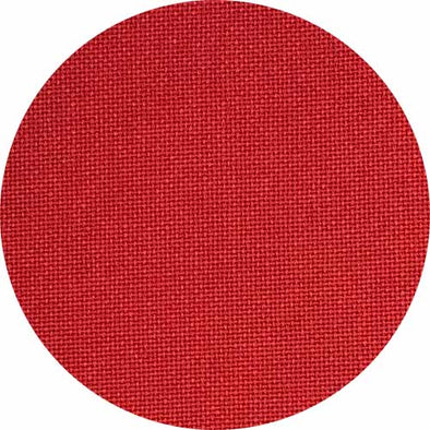 Lugana 25ct 954 Red 140cm