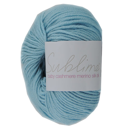 BabyCashMerSilk 667 Pool Blue