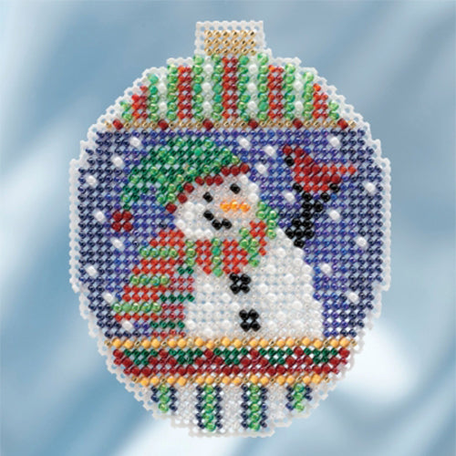 MH21-1811 Snowman Greeting