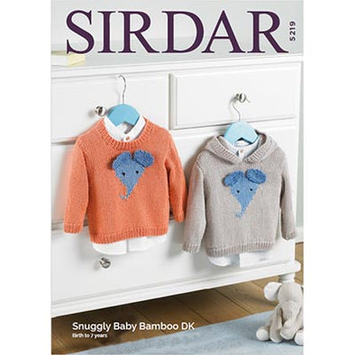 Sir5219 Baby Bamboo Sweaters