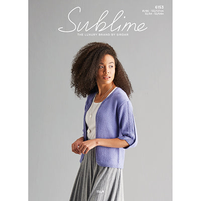 Sub6153 Sublime Cardigan