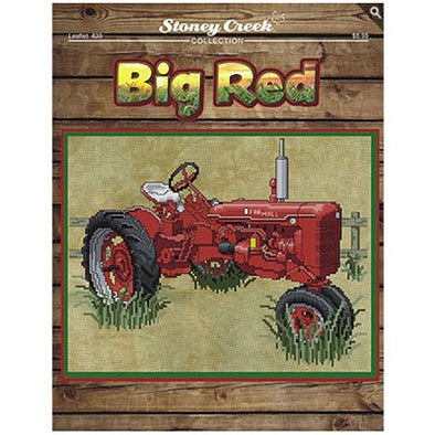 STCL439 Big RedTractor