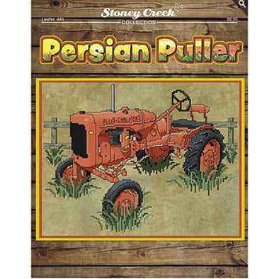 STCL440 Persian Puller Tractor