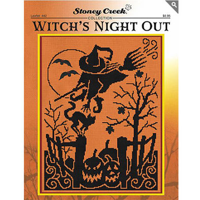 STCL442 Witch's Night Out