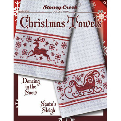 STCL453 Christmas Tree Towel