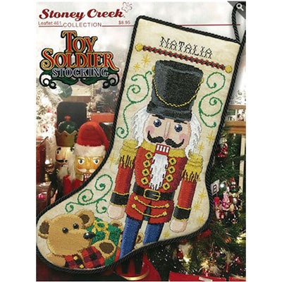 STCL461 Toy Soldier Stocking