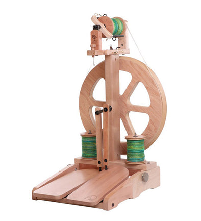 Spinning Wheel  - Kiwi 3 Laque