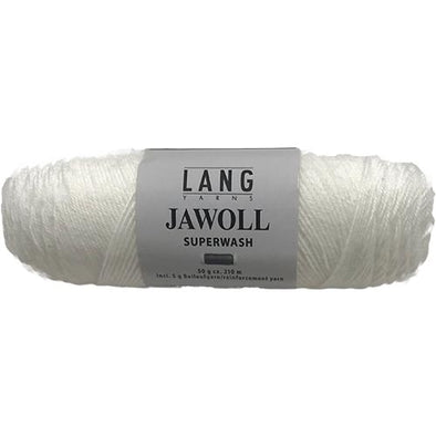 Jawoll Superwash 001 White