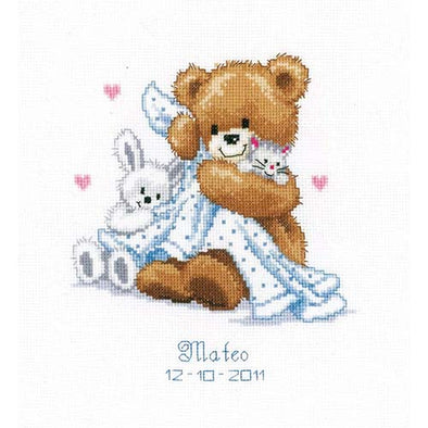 VERVACO PN0011901 Bear with Blanket