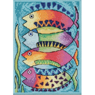 Laurel Burch 30-2112 Peces