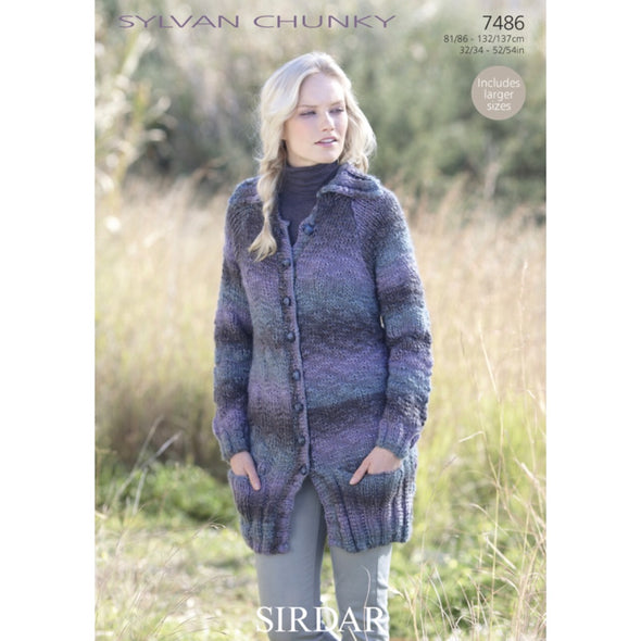 Sir7486 Sylvan Chunky Coat
