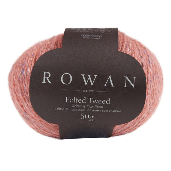 Felted Tweed 212 Peach
