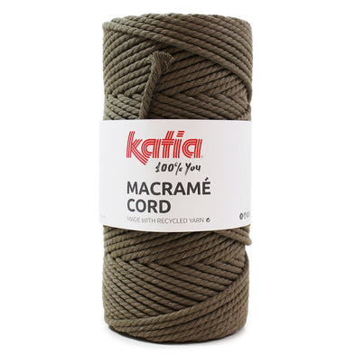 Macrame Cord 104 Fawn Brown