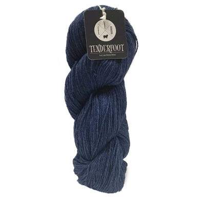 Tenderfoot 114 Abyss Blue