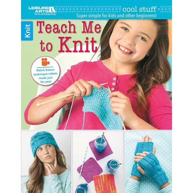 LA6648 Teach Me to Knit