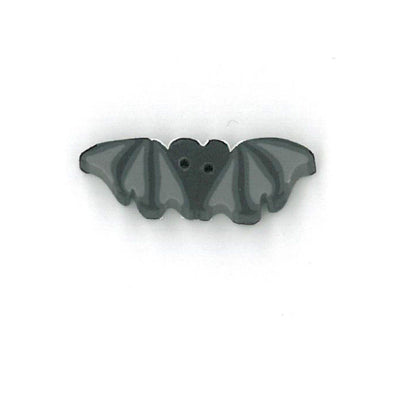 Just Another Button Company 1102.t Tiny Black Bat