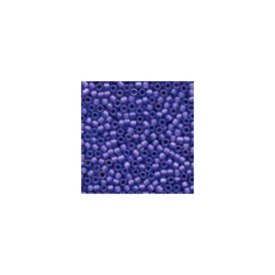 Beads 62034 Blueviolet Frosted