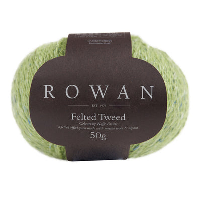 Felted Tweed 213 Lime