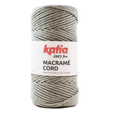 Macrame Cord 102 Light Grey