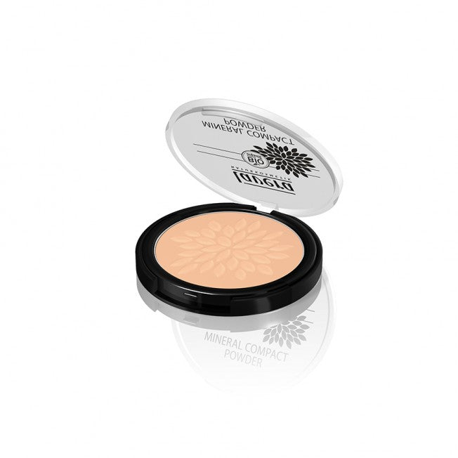 Lavera Mineral Compact Powder - Kivipuuteri - Honey 03