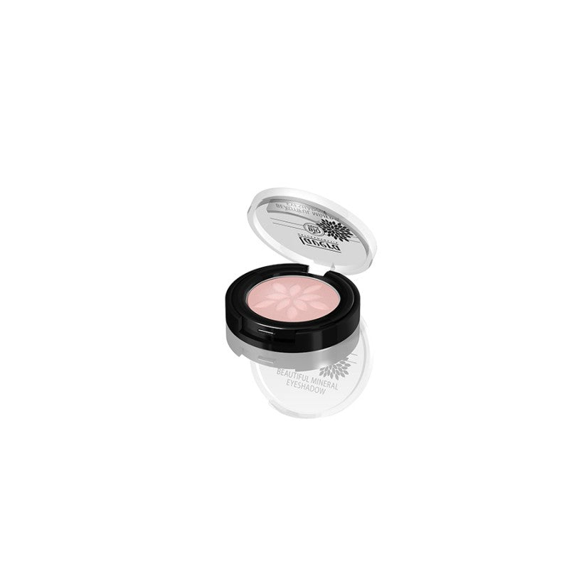 Lavera beautiful mineral eyeshadow - mineraaliluomiväri - pearly rose 02
