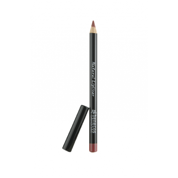 BENECOS NATURAL LIPLINER, BROWN