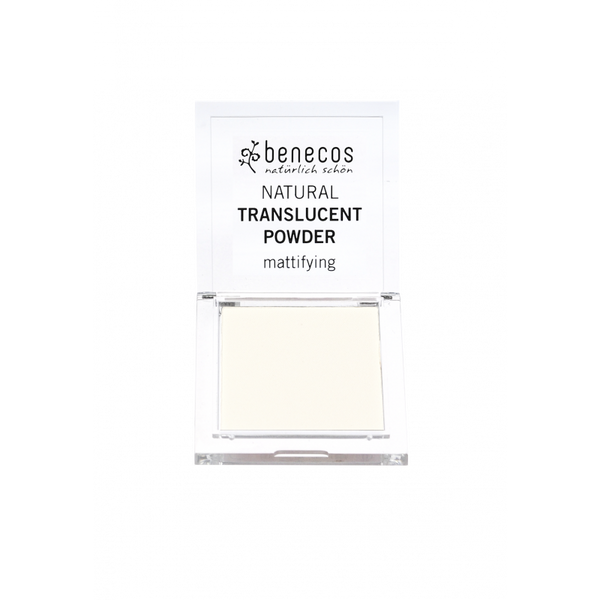 BENECOS NATURAL TRANSLUCENT POWDER, MISSION INVISIBLE
