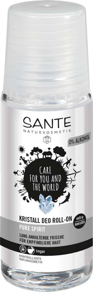 Sante Deodorantti Roll-On Crystal 50ml