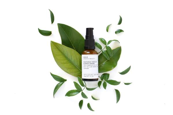 Evolve Organic Beauty Rainforest Rescue Blemish Seerumi Epäpuhtaalle Iholle 10ml/30ml
