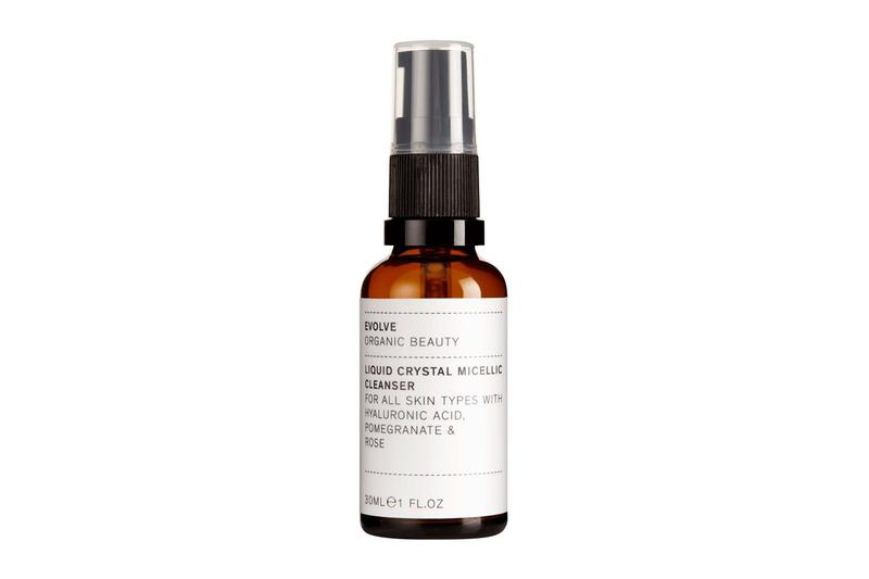 Evolve Organic Beauty Liquid Crystal misellivesi - Matkakoko 30ml