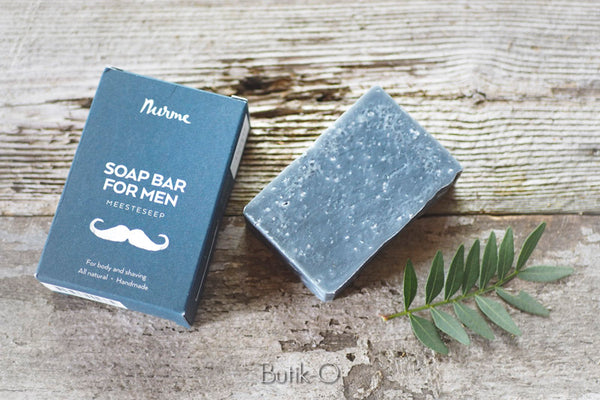 Nurme soap bar for men - saippuapala miehille 100g