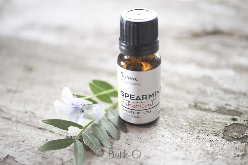 Nurme spearmint essential oil - viherminttuöljy 10 ml