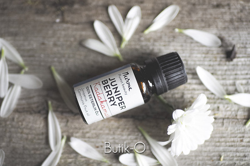 Nurme Juniper Berry Essential Oil - Katajanmarja Eteerinen Öljy 10ml