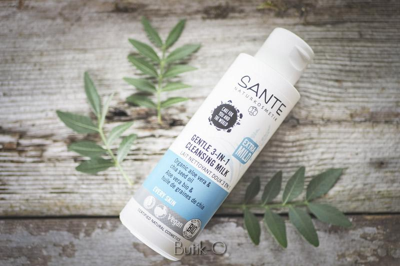 Gentle 3in1 Cleansing Milk - Sante - Vegaaninen