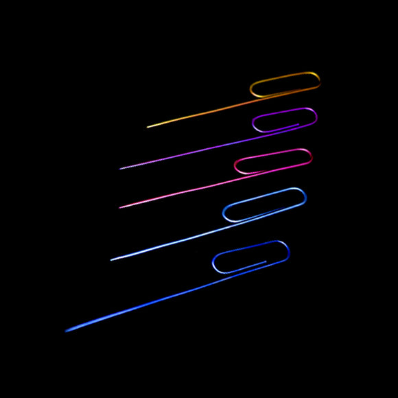 5 Piece Rainbow Dabber Tools