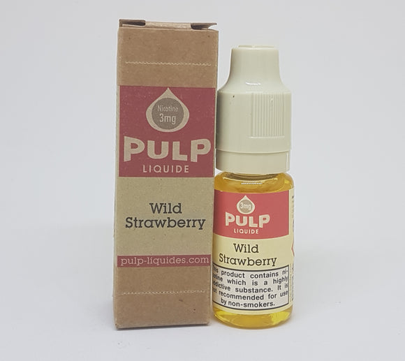 Wild Strawberry 10ml by Pulp