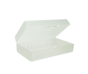 Plastic Storage Case for 2 x 20700/21700
